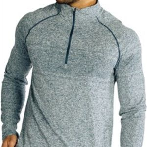 RHONE Celliant Seamless Quarter-Zip Shirt - Men's